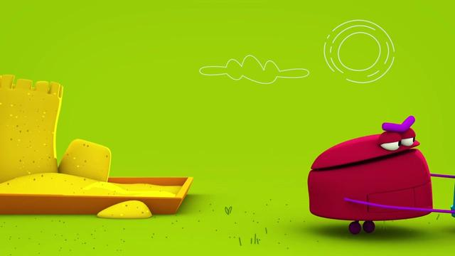 -Time To Go,- Songs About Behaviors by StoryBots