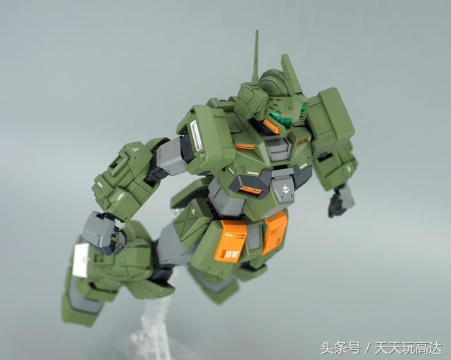 「重装上阵」MG RGM-79DO GM Dominance