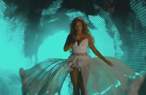 天籁之音!太美了!Ave Maria 现场版 - 碧昂丝Beyonce
