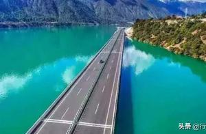 川藏线14个风光壮美垭口逐渐在消失,318国道上的天险越来越少了