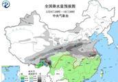 影响很大!大范围雨雪再度发展!苏皖湘鄂沪宁多地交通阻力不小