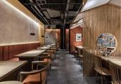 一城半点餐饮空间设计,透过窗看不一样的苏式生活
