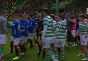 老字号德比爆发冲突,杰拉德和凯尔特人队长面临禁赛处罚